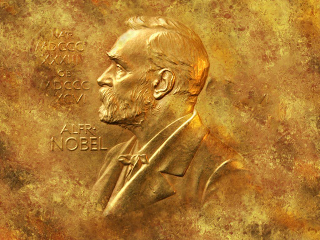 alfred nobel side profile
